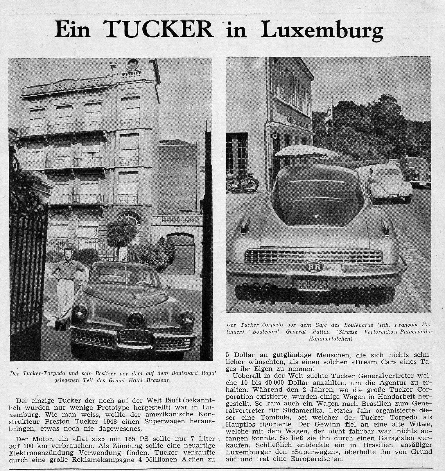 les archives, documents et photos d'époque sur la Tucker 1948 702112tuckerarchive0010
