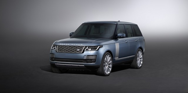 Le Nouveau Range Rover intègre dans sa gamme une motorisation essence hybride rechargeable 702185rr18mystatic10101704