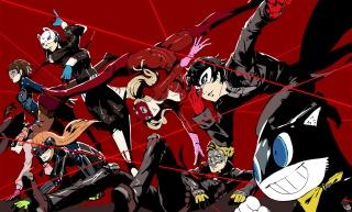 Persona 5 (PS3/PS4 - Anime) 703569persona5