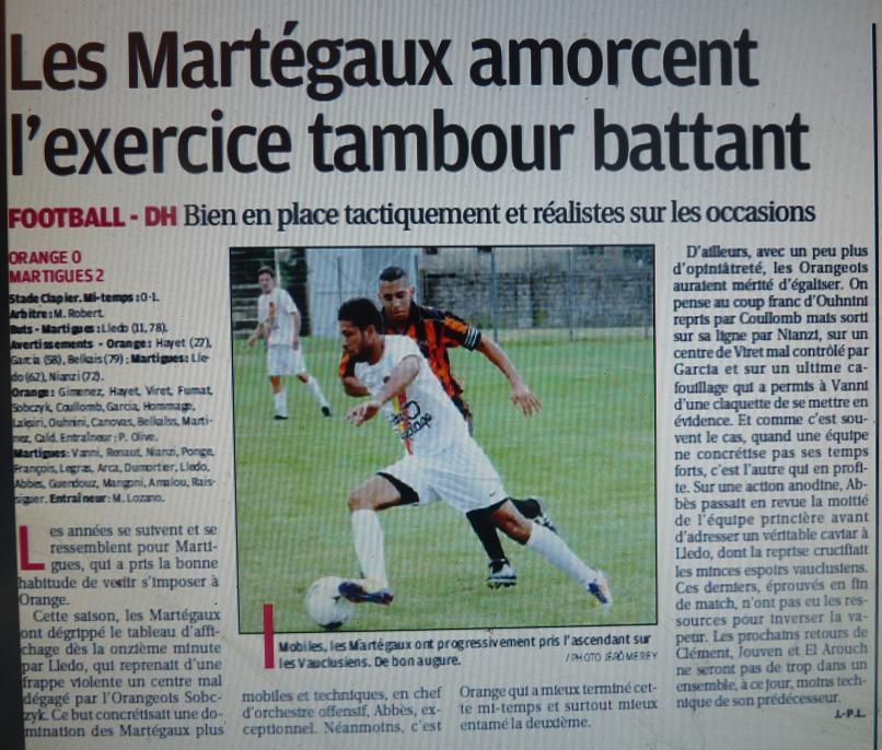 FC MARTIGUES B // DH MEDITERRANEE - Page 3 703929P1220105