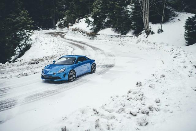Alpine est de retour - A110, la voiture de sport française agile et compacte 7043908832716