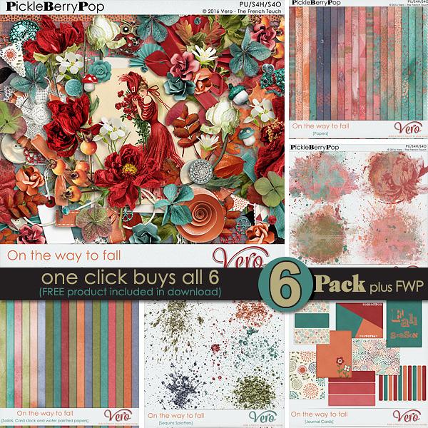 Véro - MAJ 02/03/17 - Spring has sprung ...  - $1 per pack  - Page 10 704936Veroonthewaytofall6packspv