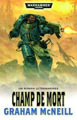Champ de mort / Courage et Honneur (Uriel Ventris Tome 4 et 5) 705273champdemort