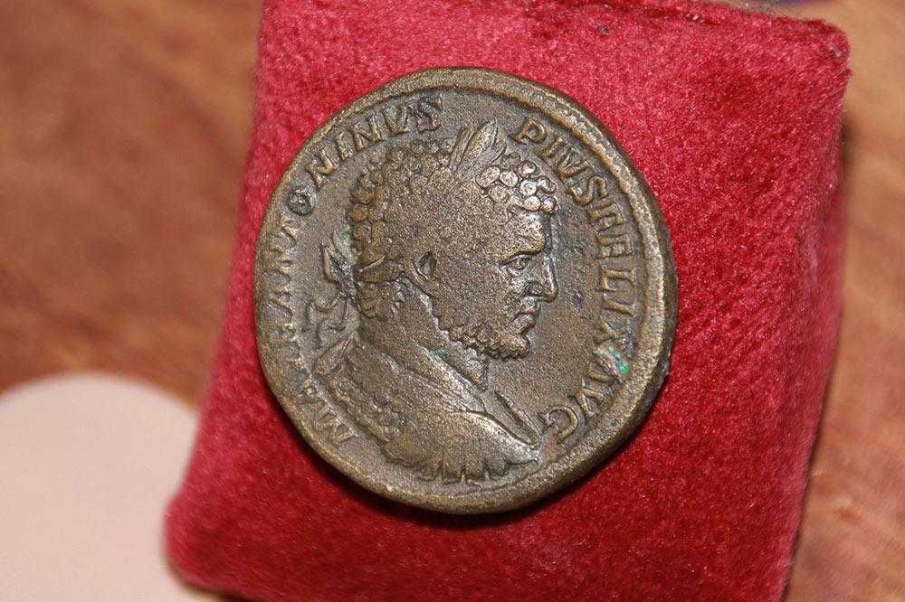 Sesterce de Caracalla 705384111