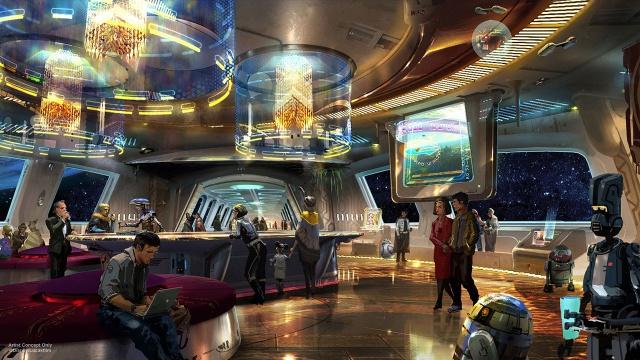 [Walt Disney World] Star Wars: Galactic Starcruiser (2021)  706837w482