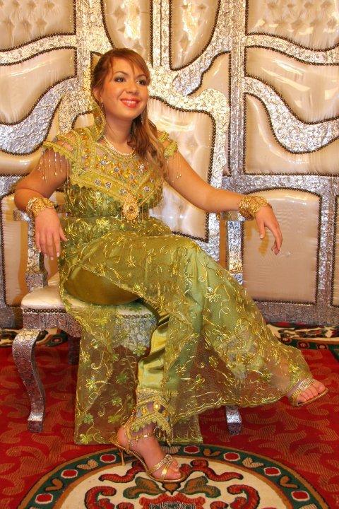 فساتين تقليدية للعروس الجزائرية-----سطايفي 707576stv