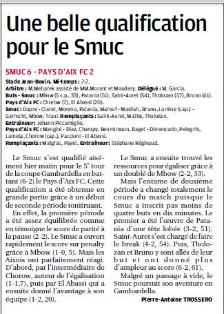Pays d'Aix FC  AIX-EN-PROVENCE // PH  - Page 30 708169331a