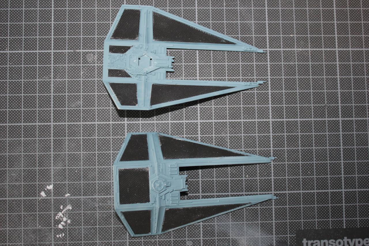 Star Wars [Tie Interceptor] FineMolds 1:72 708614DPP1102