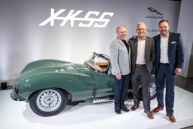 La « Nouvelle Jaguar XKSS D'origine » Dévoilée À Los Angeles  709094xksspetersenmuseum036