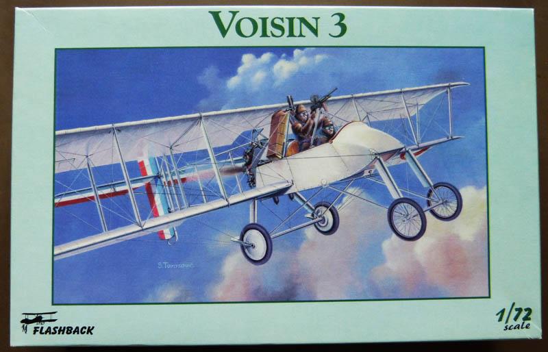 """[1914] [Flashback] - Voisin 3 - """"Première victoire aérienne"""". 709380Voisin01"""