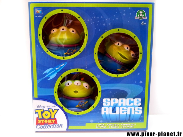 Toy story collection 709686alienstoystorycollectionjouet01