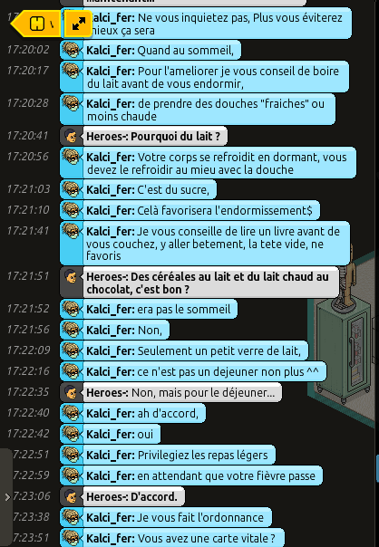 [C.H.U] Rapport D'actions RP - Kalci_fer 711399rp5