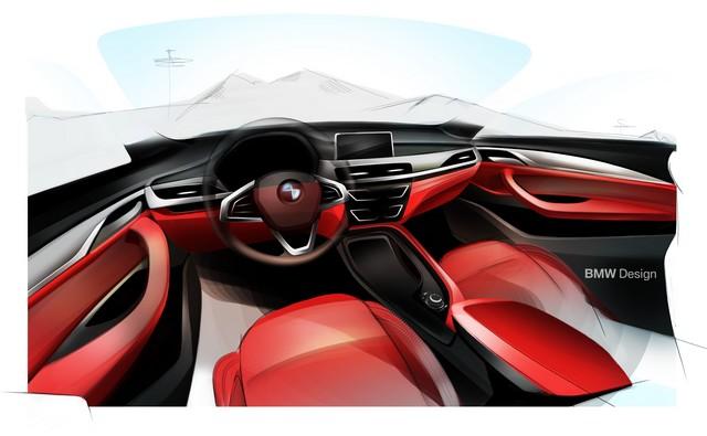 La nouvelle BMW X2 Silhouette élégante, dynamique exceptionnelle 711859P90281594highResthebrandnewbmwx2