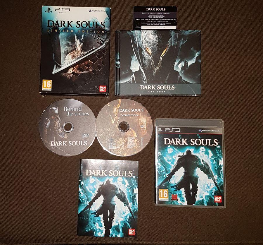 [RECH] mes recherches GameCube / PS1 / PS2 / PS3 - Videopac  - Page 3 712380dsouls