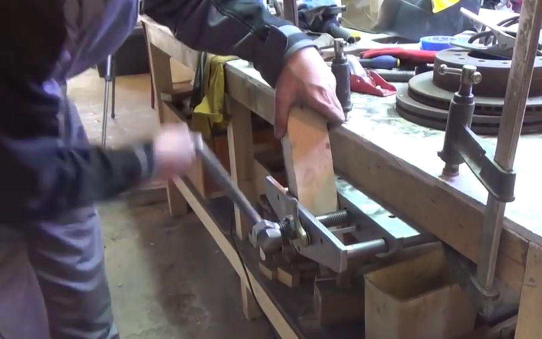 Fabrication d'une presse d'établi 712712ScreenShot102916at0926AM001