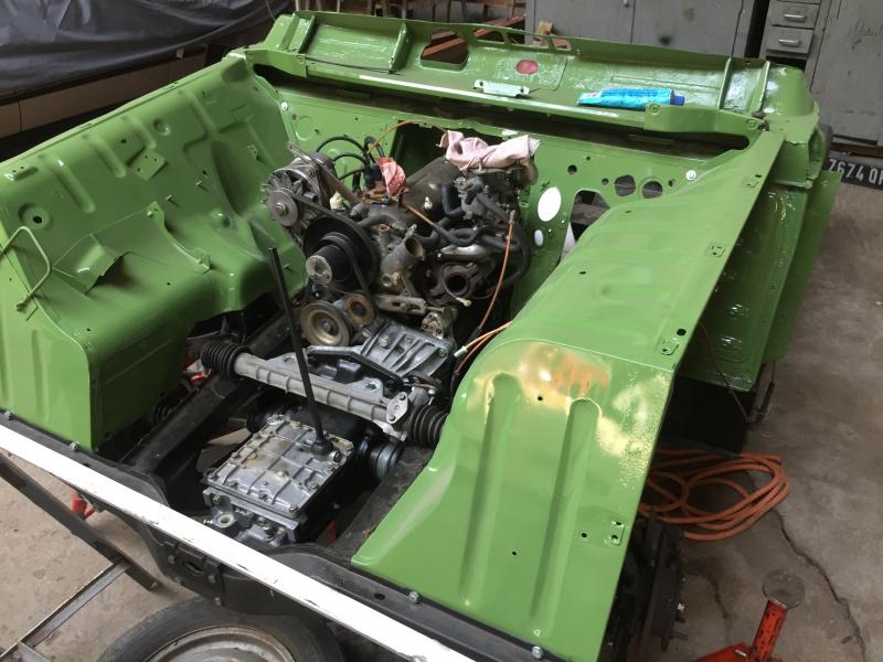 Ma restauration Renault Rodéo 6 713036IMG2564