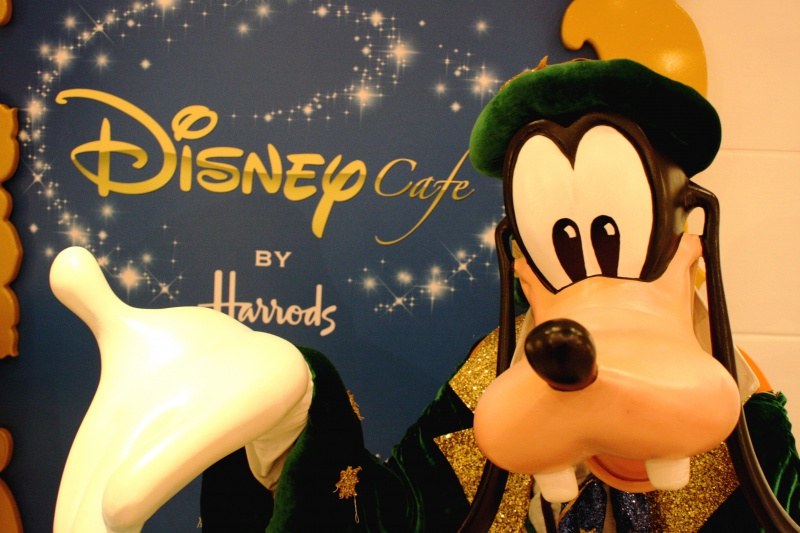 Disney Café by Harrods - Londres  716169IMG5610