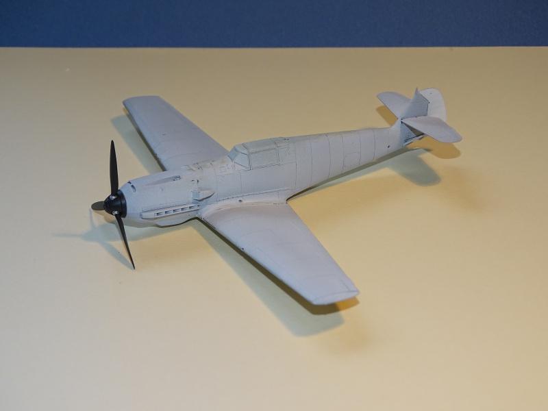 Bf 109 E3 WNr 1304 du JG 76 capturé le 22/11/1939 [Tamiya 1/72]  (Terminé) 716311DSC03100