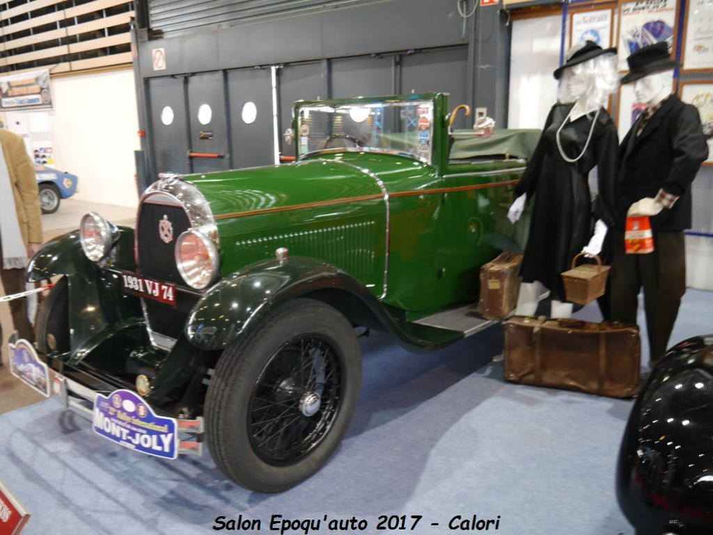 [69] 39ème salon International Epoqu'auto - 10/11/12-11-2017 - Page 5 719448P1070653