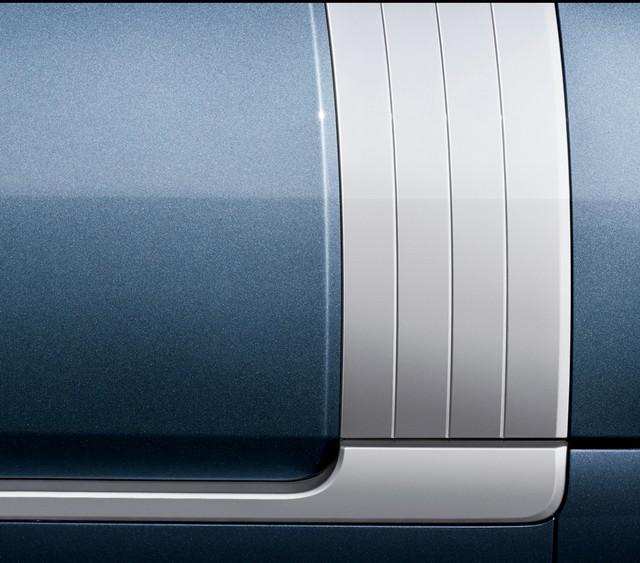 Le Nouveau Range Rover intègre dans sa gamme une motorisation essence hybride rechargeable 720210rr18mydetail10101721