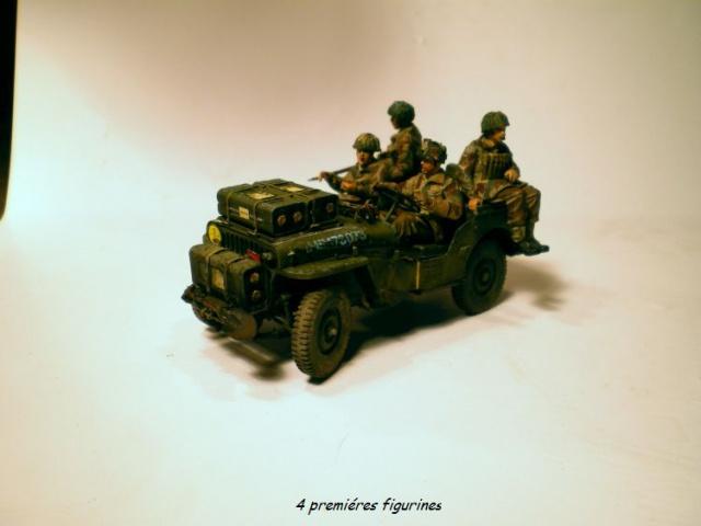 jeep indochine - 6 pdr ,jeep ,équipage airborne Bronco 1/35 (sur la route de Ouistreham) 720396IMGP0010