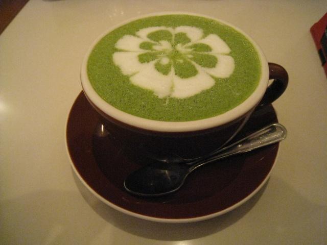 [Boisson] Matcha Latte 721078img3735