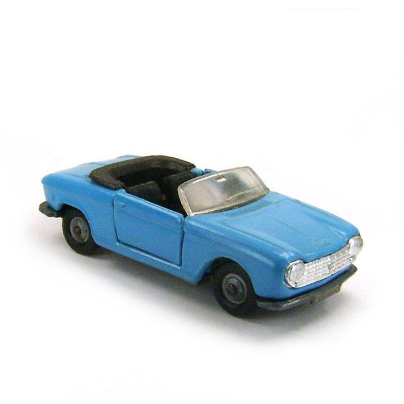 N°230 Peugeot 204 cabriolet 7220725713
