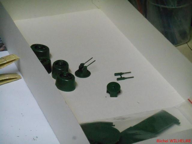 B24.D LIBERATOR kit 1/72 Revell 722463DSCN8473Copier