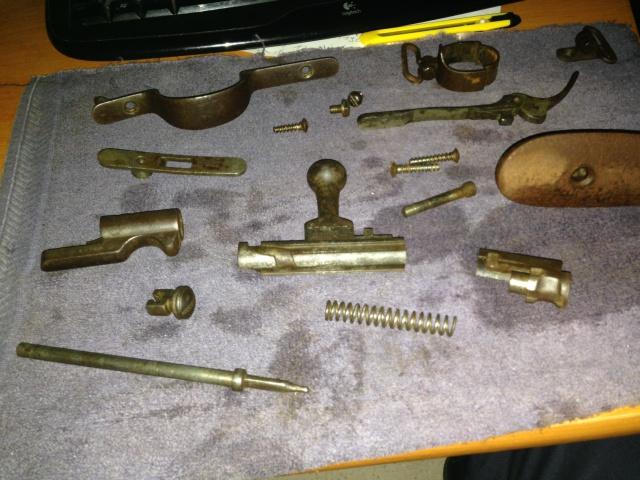 Fusil MLE 1874 M80 722753photo12