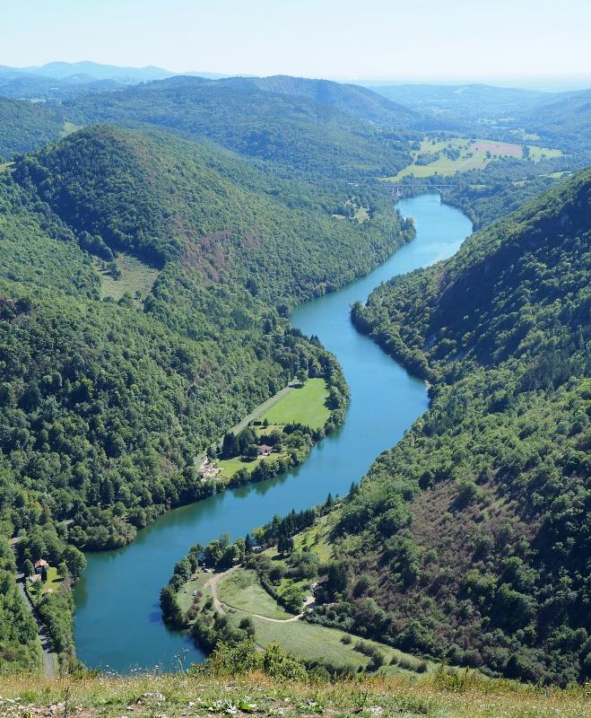 Les Gorges de l'Ain 722882P8213161a