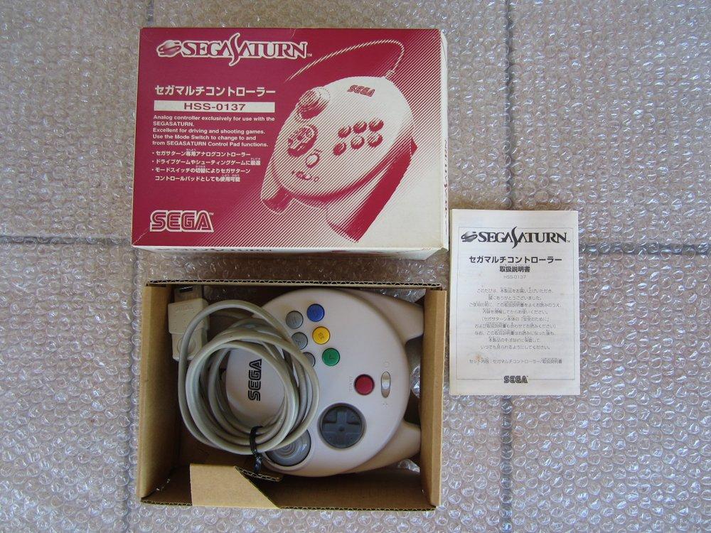 (VDS) Saturn Pack et jeux, stick arcade, pad, ect. 724099IMG5202