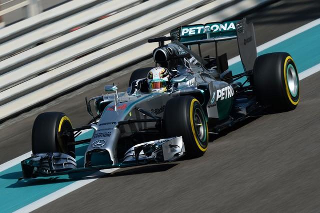 F1GP d'Abu Dhabi 2014 (éssais libres -1 -2 - 3 - Qualifications) 7250922014essaislibres1LewisHamilton