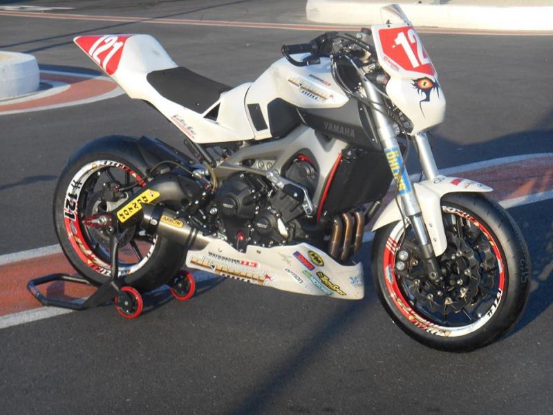 MT-09 Ul'Team Bike # 121 725508YUlteambike