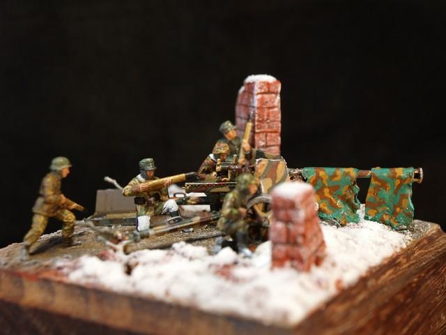 1/72 ème : Pak 40 sur le front Est 725578Decor5