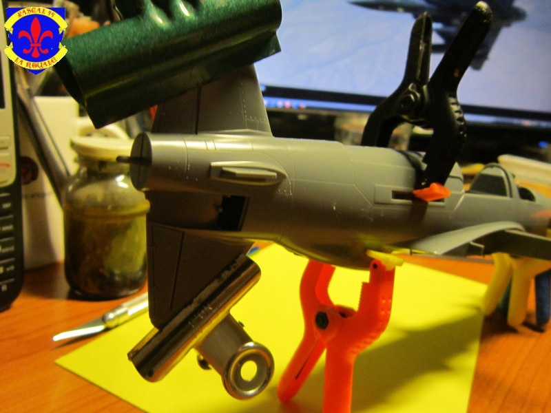 Dornier 335 A PFEIL de Tamiya au 1/48 par Pascal 94 - Page 2 725615IMG37021