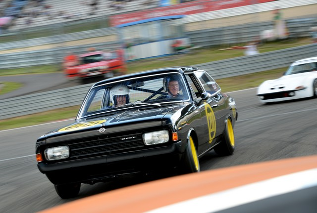 AVD Oldtimer Grand Prix : Opel célèbre sa victoire au championnat ITC de 1996 avec une Calibra V6 726719OpelRecordC284856