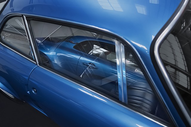 Alpine est de retour - A110, la voiture de sport française agile et compacte 7267618833816
