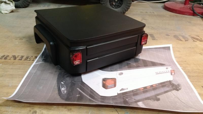 Jeep JK BRUTE Double Cab à la refonte! 72743220141020100450