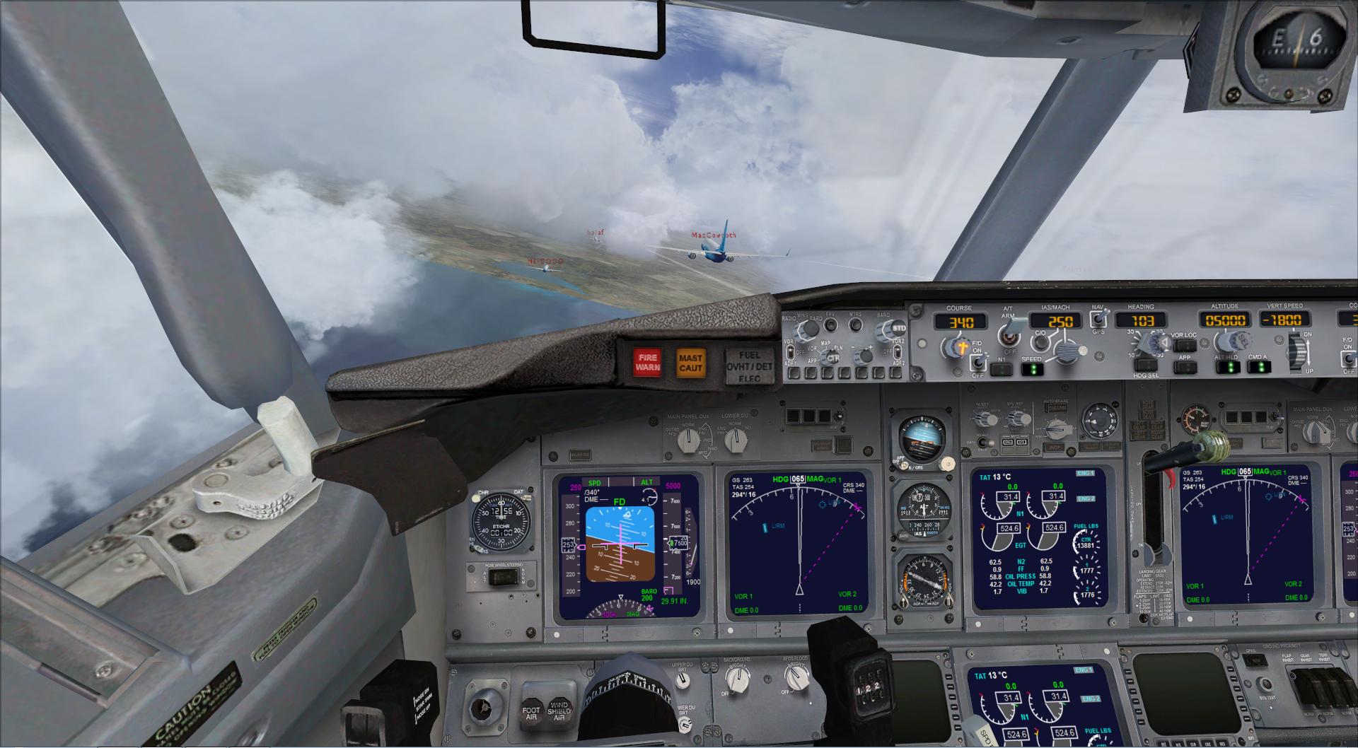 Compte rendu de ce vol patrouille en linear super vol du 23 10 2014 en 737 72761920141023215825244