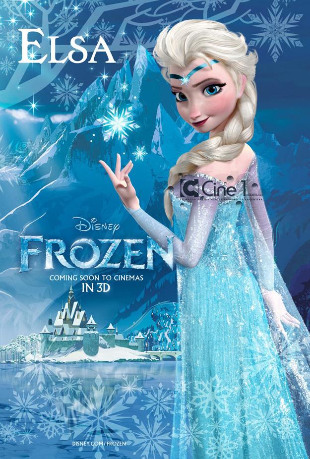 [Walt Disney] La Reine des Neiges (2013) - Sujet d'avant-sortie - Page 40 728670elsafrozen
