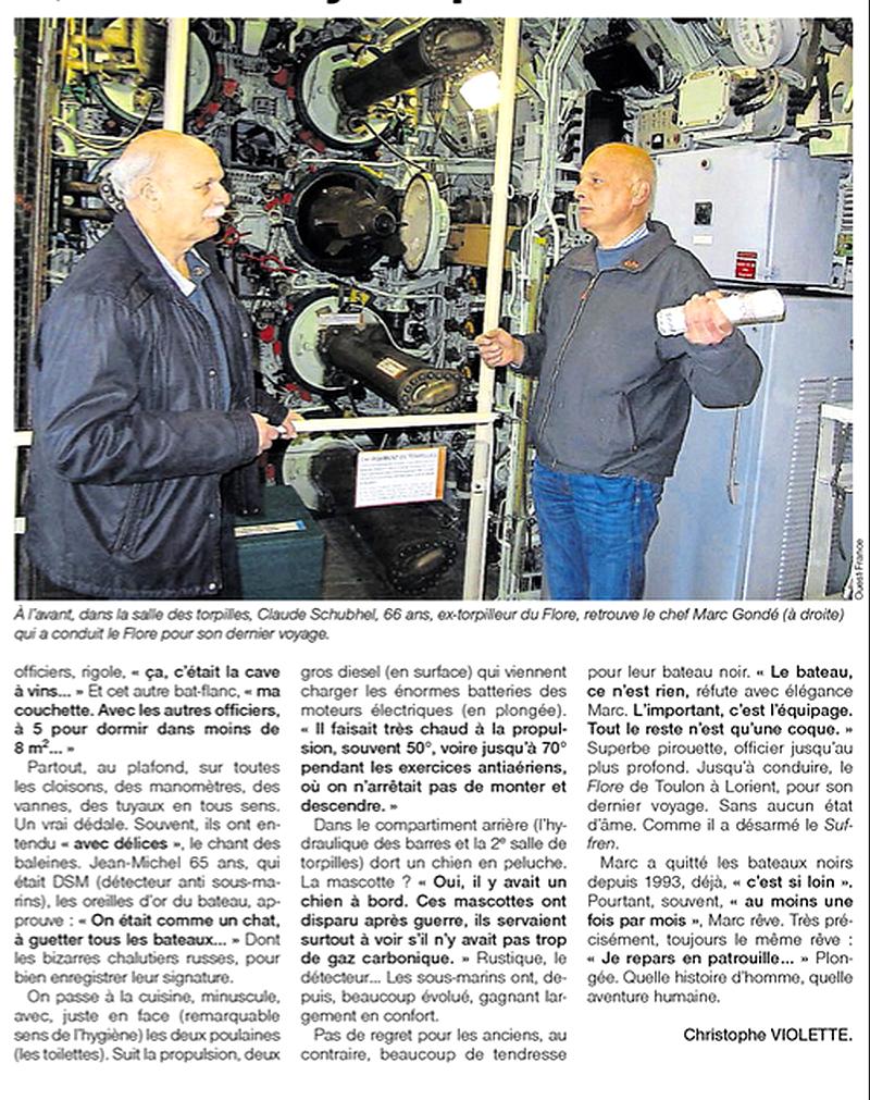 [ Associations anciens Marins ] Les membres du MESMAT nouvel équipage de la FLORE - Page 5 729342flore3
