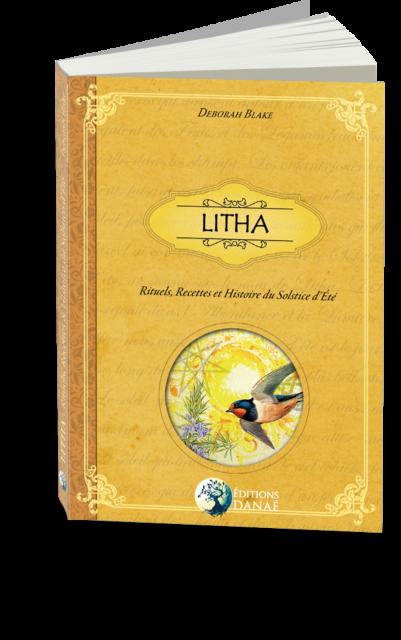 Litha : Rituels, recettes et histoires du solstice d'été 729731thickpaperbackfront2000x3000