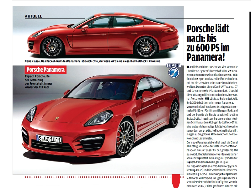 2016 - [Porsche] Panamera II 732133pana