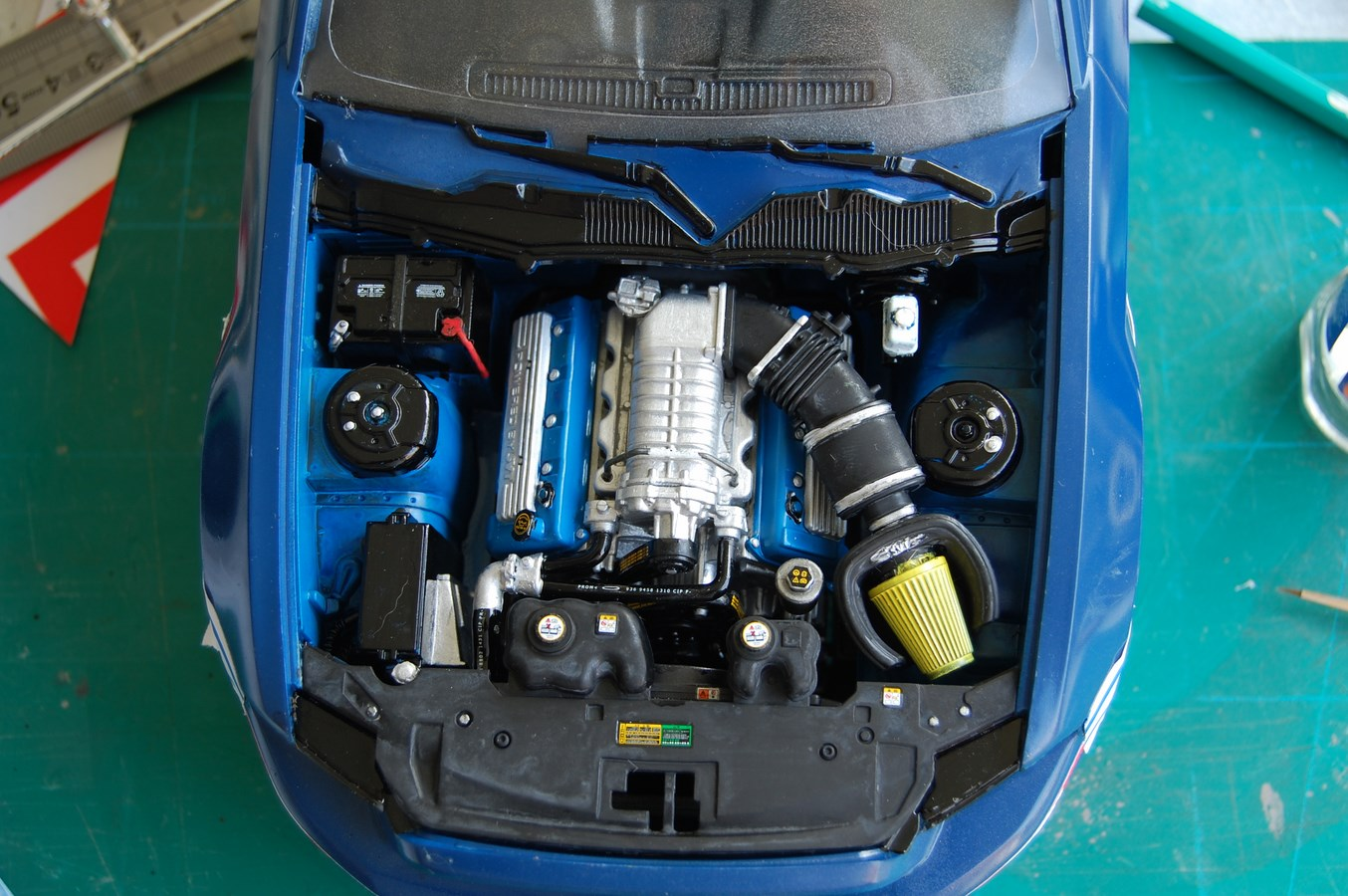 Shelby GT 500 version imaginaire Gendarmerie - Page 2 734256Mustang38Copier