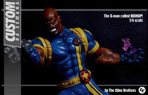 [Custom da Semana] The X-man called BISHOP! | 1/4 scale - by The Silva Brothers 734423bishop