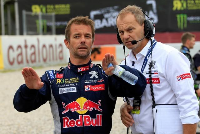 Rallycross - 8ème podium pour la PEUGEOT 208 WRX en WorldRX / Kevin Hansen Champion d'Europe ! 735019wrx201609170058