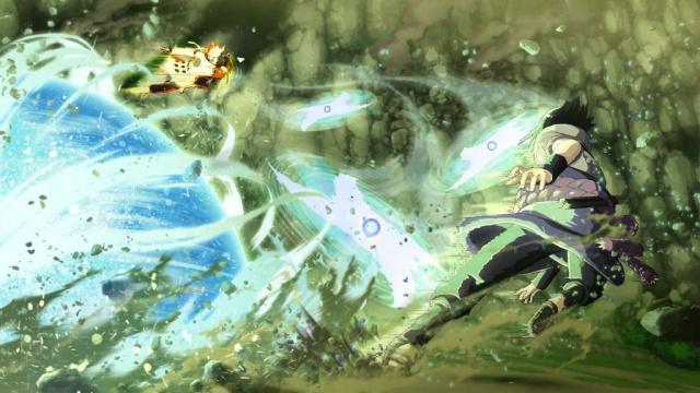 Naruto Shippûden : Ultimate Ninja Storm 4 735336UNS4
