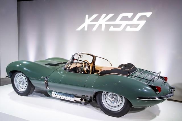 La « Nouvelle Jaguar XKSS D'origine » Dévoilée À Los Angeles  736955xksspetersenmuseum030
