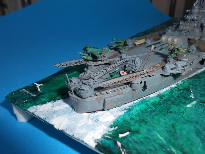 Yamato 1/700 Version 5 Avril 1945 738857DSCN6380