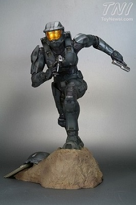 Halo 3 statues Kotobukiya 739988koto1gris